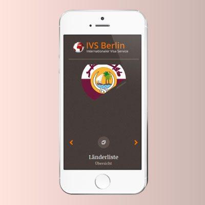 Neue Internetseite im responsive Layout für den IVS Berlin durch die mediaagentur-in.berlin