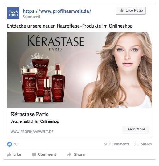 Facebook Kampagnen 5