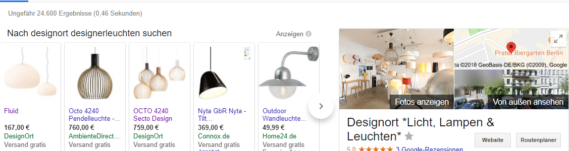 Google Shopping Kampagnen 9