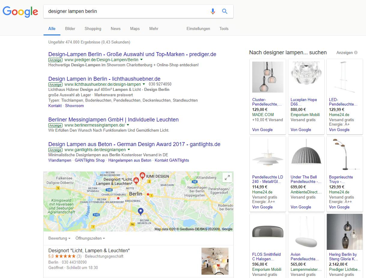 Google Shopping Kampagnen 5