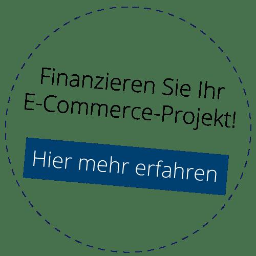 Finanzieren Sie Ihr E-Commerce-Projekt